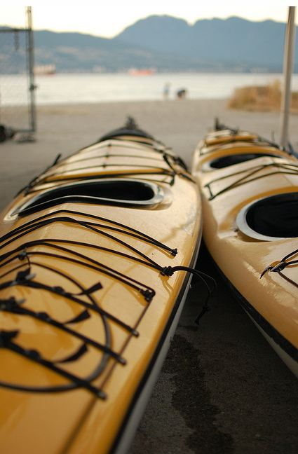 Canoe Rental Vancouver
