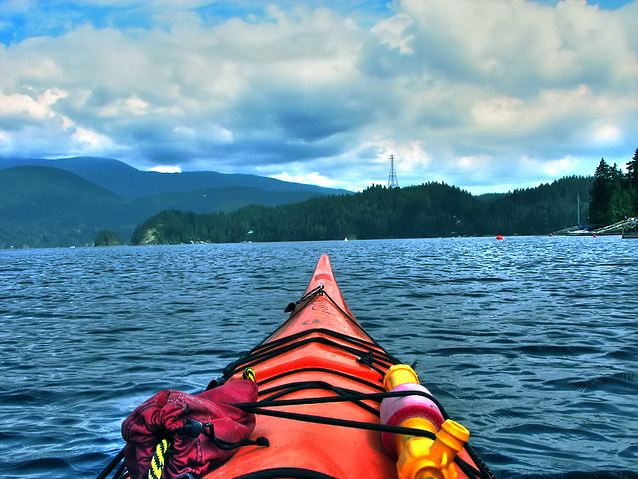 Kayak Rental In Vancouver