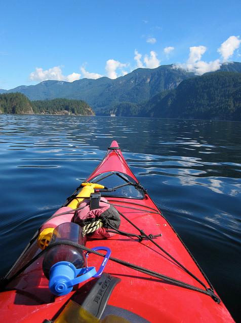 Kayak Vancouver Today