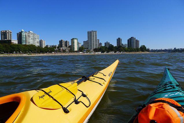 Rental Kayak Vancouver