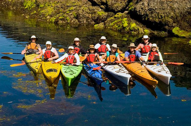 Guided Kayak Rental