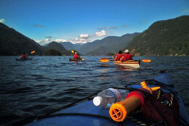 Vancouver Kayak Rental