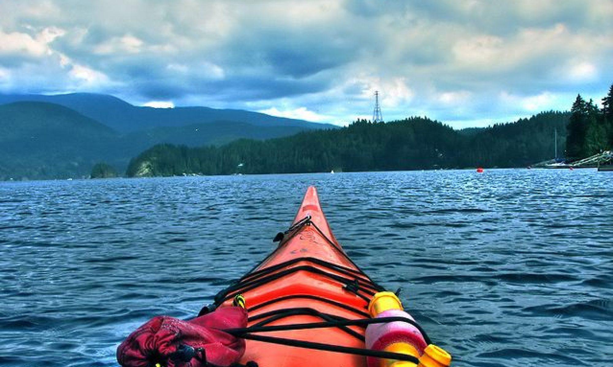 Kayak Vancouver - Kayak and Canoe Rental Vancouver